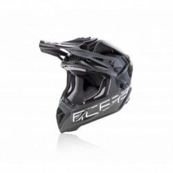 Bukósisak Steel Carbon XL ezüst