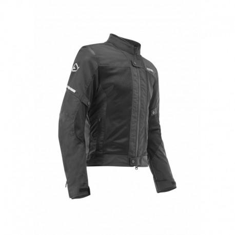 Alsó dzseki protektorokkal 1,0 fekete, level 2 | BikerWorld
