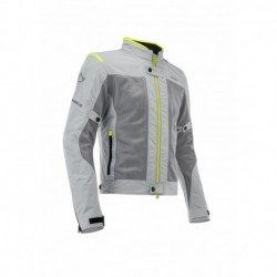 Kabát Ramsey My Vented 2.0 CE XXL szürke-fluo sárga