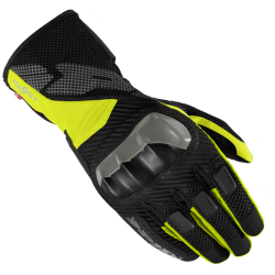 Kesztyű Rain Shield M fekete-fluo sárga