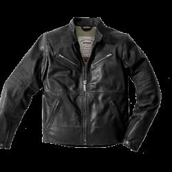 Spidi bőrkabát Garage Robust 62 fekete