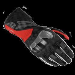 Spidi kesztyű Rain Shield M fekete-piros