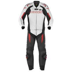 Spidi Bőroverál Supersport Touring 54 fehér-fekete-piros