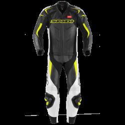 Spidi Bőroverál Supersport Touring 50 fekete-fehér-fluo sárga