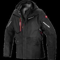 Spidi Kabát Mission-T Shield XL fekete