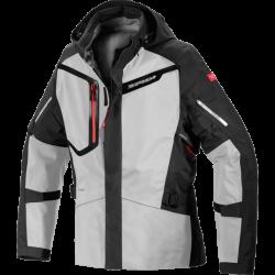 Spidi Kabát Mission-T Shield XL szürke-fekete