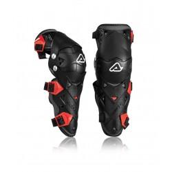 Acerbis Térdvédő Impact Evo 3.0 fekete-piros