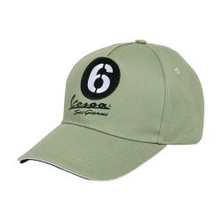 Sapka Vespa 6 Giorni zöld