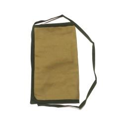 Szerszám táska barna-zöld