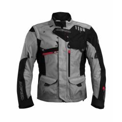 Kabát Adventure 3XL fekete-szürke