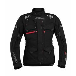 Kabát Adventure XXL fekete