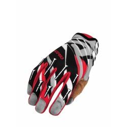 Acerbis Kesztyű MX-X2 XXL piros-fekete-szürke