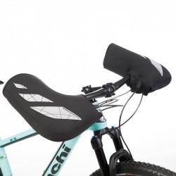 Kézvédő kerékpáros Mountain fekete