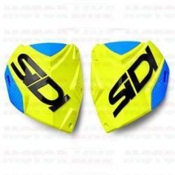 Cf2 sípcsontvédő Sárga-kék