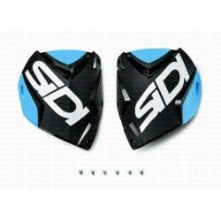 Cf2 sípcsontvédő Fekete-kék