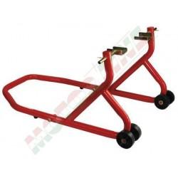Motoremelő hátsó Piros
