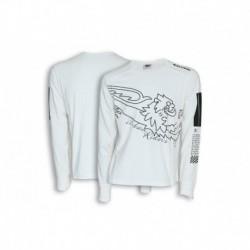 T-shirt Fehér S