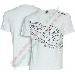T-shirt Bar Code L Fehér