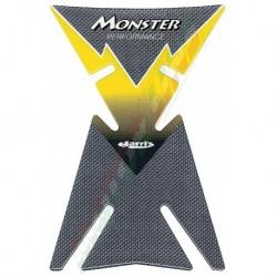 Tankvédő monster sárga