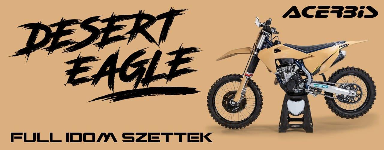 Acerbis Desert Eagle - Full idom szett