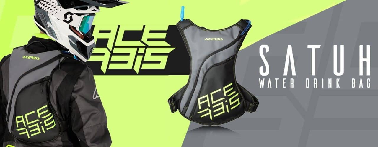 Acerbis Hátizsák Water Satuh Drink Bag