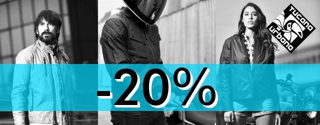 Tucano Urbano - Pol, Pol 2G és Polette -20%